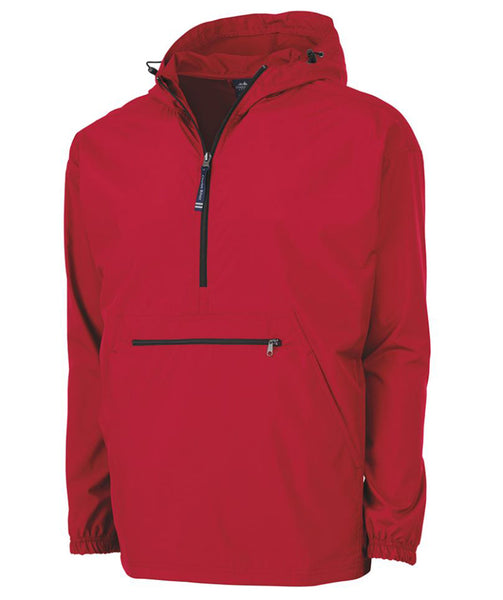 Adult Pack-N-Go Pullover - Red