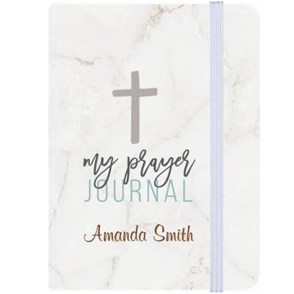 PRAYER JOURNAL SMALL - Laser Engravable
