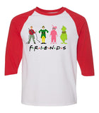 Friends Christmas Tee