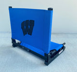 Windsor - Folding Stadium Chair Seat (SC2 & WSC2) with W Glitter applique