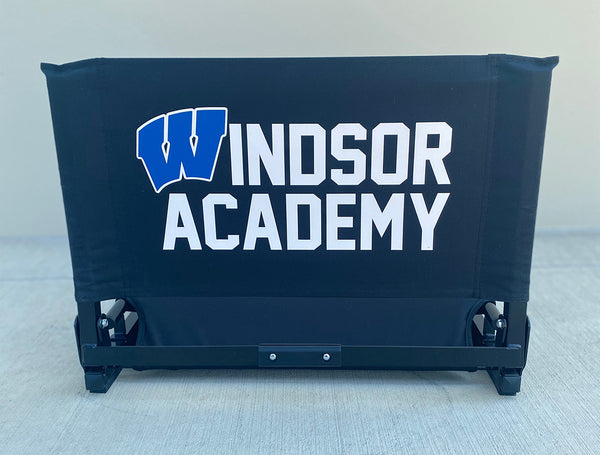 Windsor - Folding Stadium Chair Seat (SC2 & WSC2) with Windsor Academy