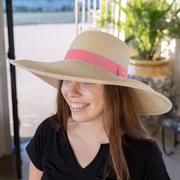 Nantucket Sun Hat - Melon
