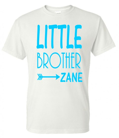 Little Brother T-Shirt - Southern Grace Creations