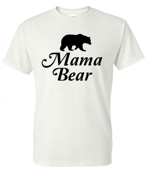 MAMA BEAR TEE - Southern Grace Creations