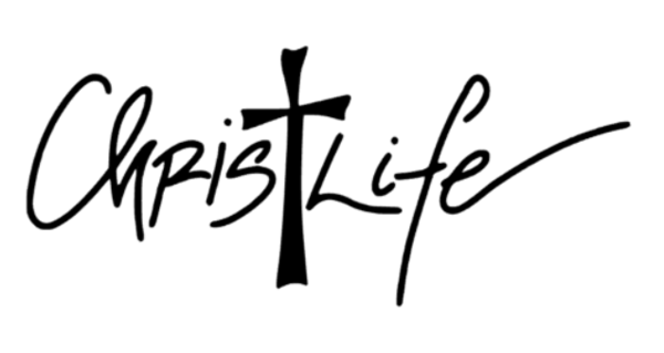 Christ Life Decal