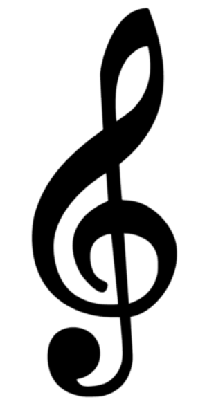 Music Note Decal - Southern Grace Creations