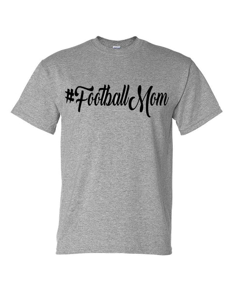 #FOOTBALLMOM - southern-grace-creations