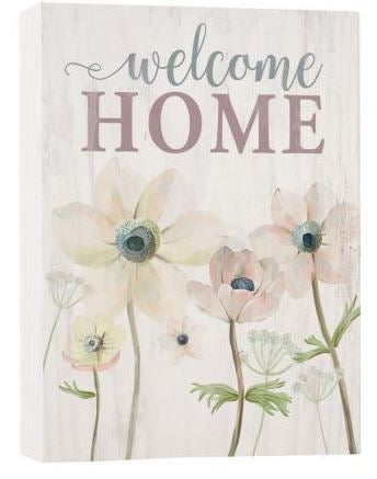 Welcome Home Barnhouse Block. - Southern Grace Creations