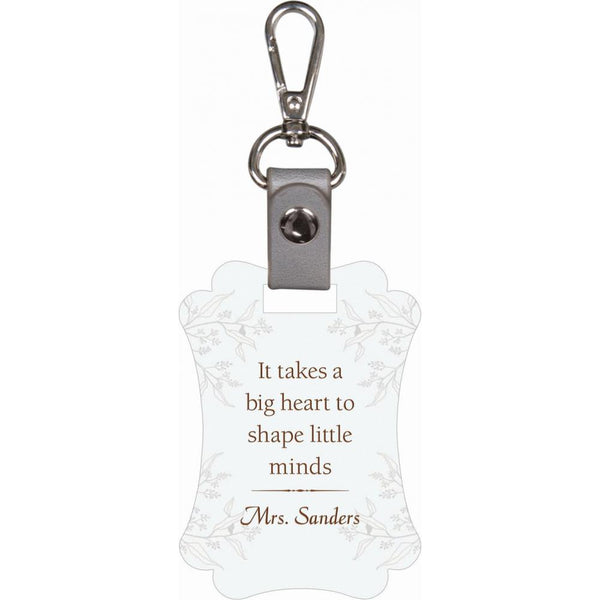 Personalized Boutique Key Chain (Engravable)