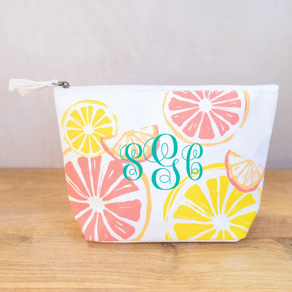 Tutti Fruiti Shore Cosmetic Bag