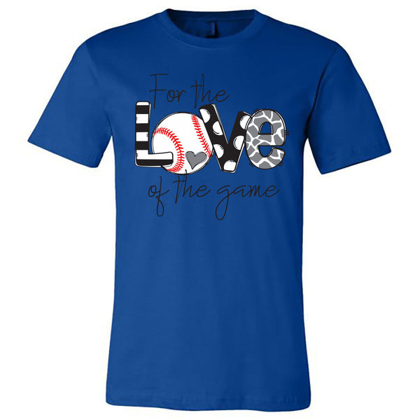 Windsor - Baseball - For the love of the game - Royal Tee