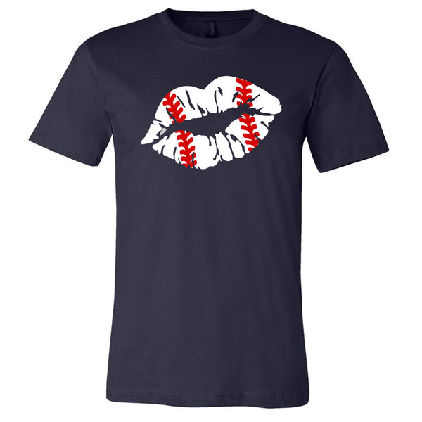Baseball Lips - Short Sleeve Tee