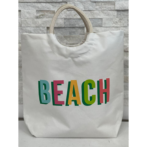 Beach Shore Tote