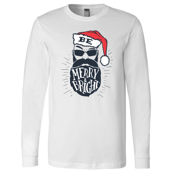 Be Merry & Bright Man Tee