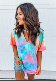 Life is Beautiful Top - Multicolor