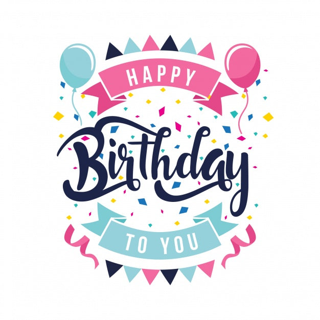 Birthday Gift Card Southern Grace Creations