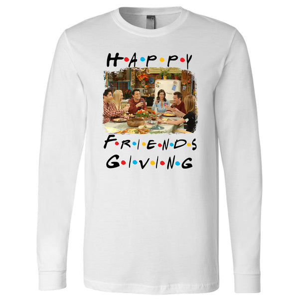 Happy FriendsGiving - White Tee