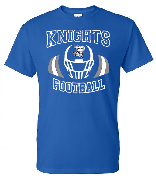 Windsor - Knights Football Player - Royal Tee