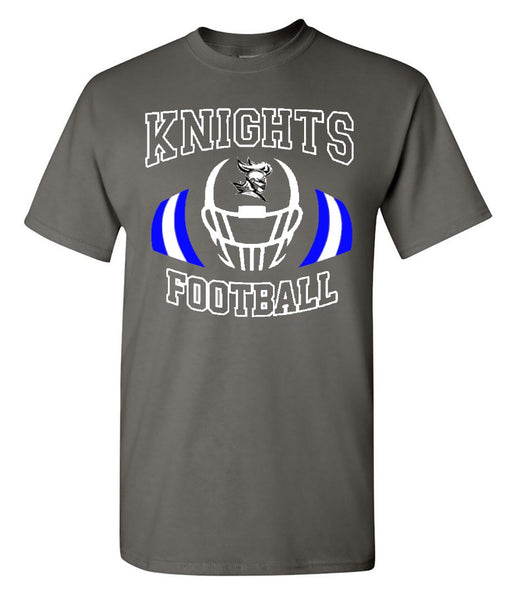 Windsor - Knights Football Player - Charcoal Tee