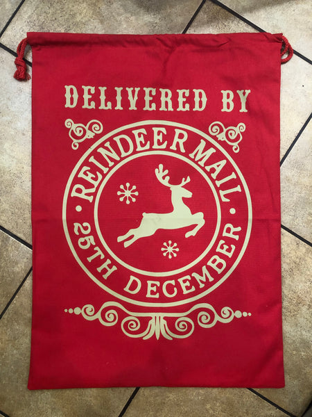 Santa Bags-Deliver By December 25th