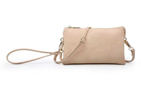 Just Peachy Crossbody