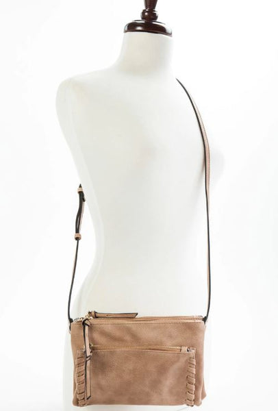 Love This Life Crossbody - Nude