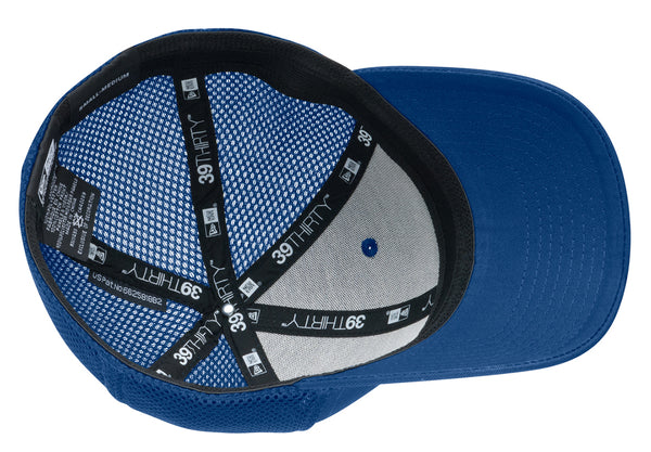 Windsor - New Era - Stretch Mesh Cap - Royal/Royal (NE1020) southern grace creations