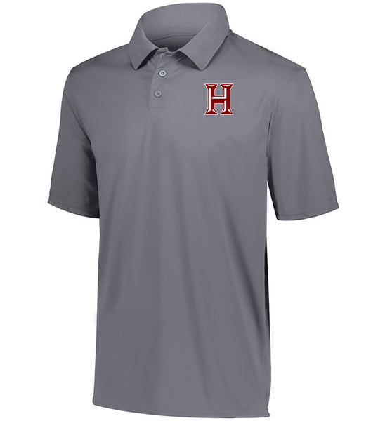 Howard - YOUTH DriFit Moisture Wicking Polo - Graphite (5018)