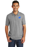 Windsor - Adult Polo - Athletic Heather (KP55)