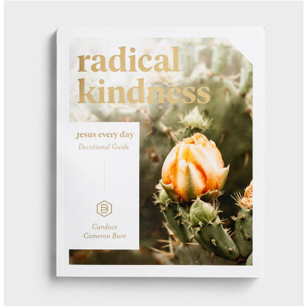 Radical Kindness Jesus Every Day Devotional Guide