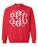 Sweat shirt with Big Monogram - Youth