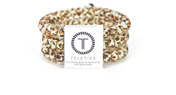 Teleties Leopard 3 Pack-Small