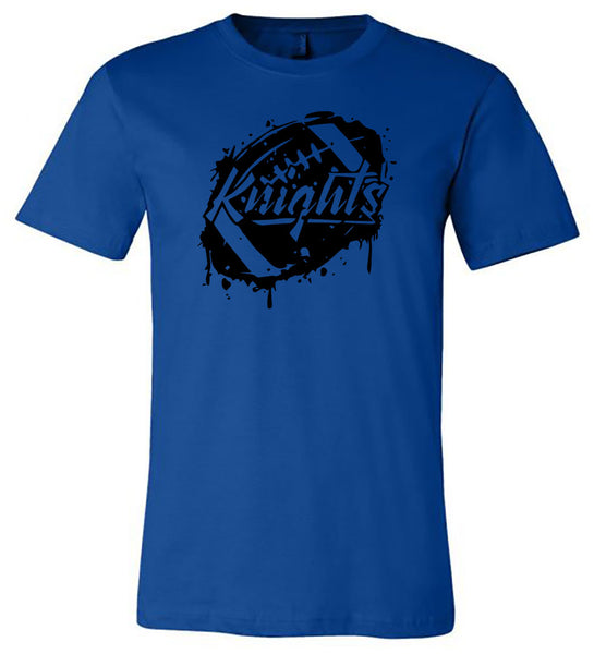 Windsor - Knights Football - Royal (Tee/Hoodie/Sweatshirt)