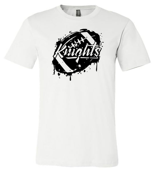 Windsor - Knights Football - White (Tee/Hoodie/Sweatshirt)