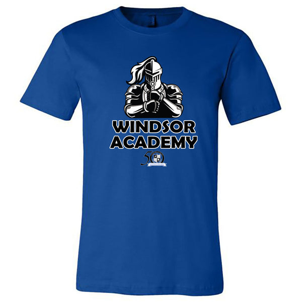 Windsor - Knight Windsor Academy - Royal (Tee/Hoodie/Sweatshirt)