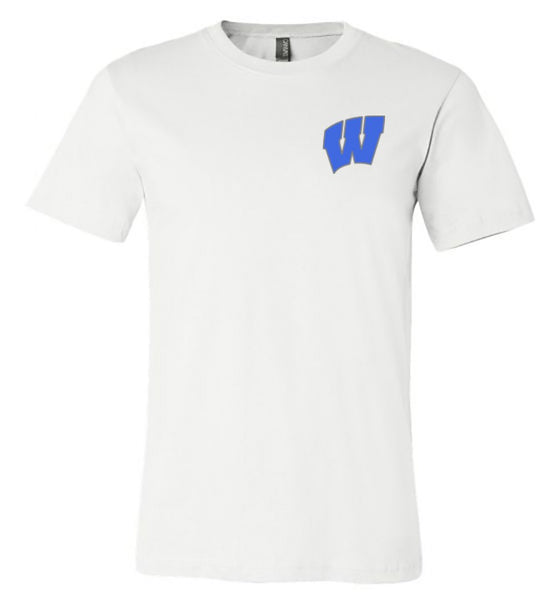 Windsor - Knights (Patagonia) - White Short Sleeve Bella