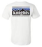 Windsor - Knights (Patagonia) - White (Tee/Hoodie/Sweatshirt)