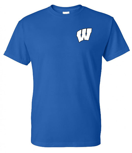 Windsor - Established - Royal Short Sleeve Bella  Colors will be as shown