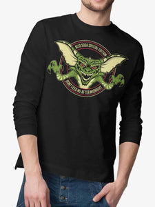 Playera Manga Larga Midnight Creature (Hombre)