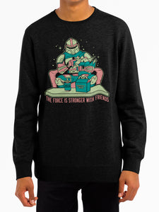 Sudadera Stronger Friends (Hombre)