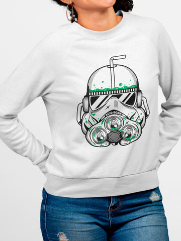 Sudadera White Soldier (Mujer)