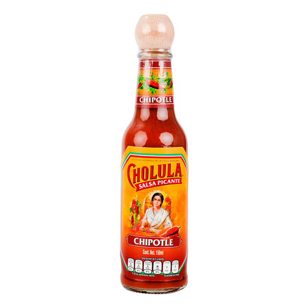 Cholula - Salsa Chipotle - 150 ml