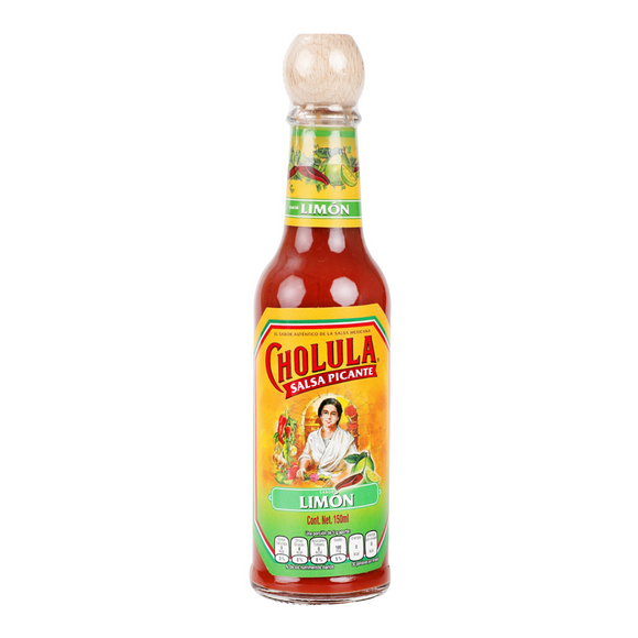 Cholula - Salsa Chile Limón - 150 ml