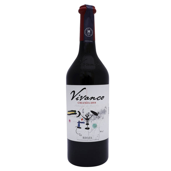 Vino Tinto Vivanco Crianza de 750 ml