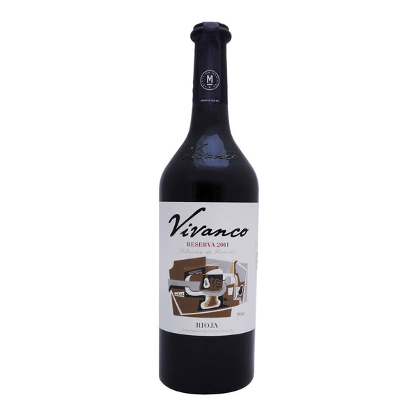 Vino Tinto Vivanco Reserva de 750 ml