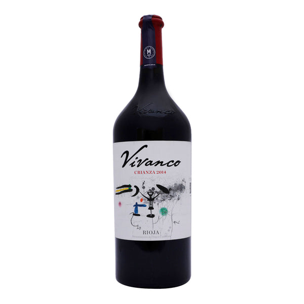 Vino Tinto Vivanco Crianza de 1500 ml