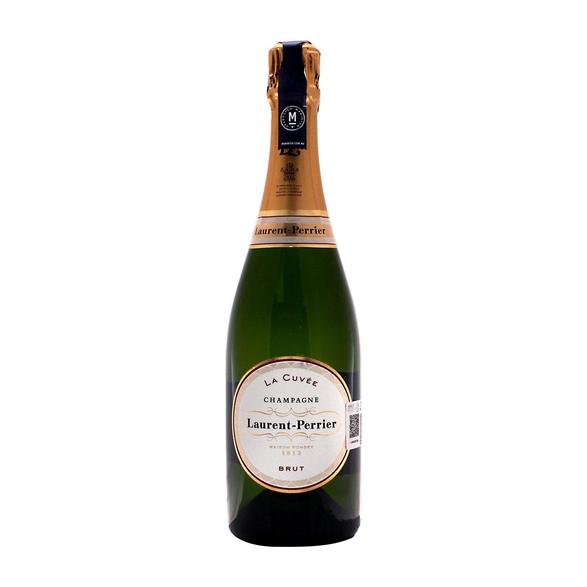 Champagne - Laurent Perrier - Brut Cuve de 750 ml