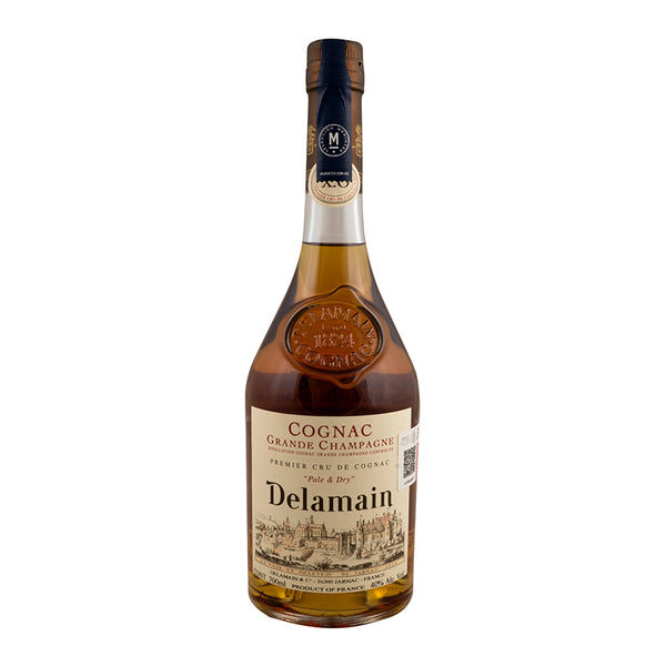 Cognac Delamain Pale and Dry de 700 ml