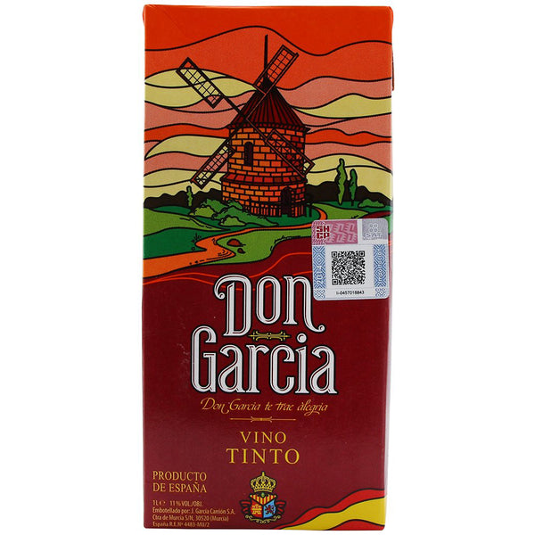 Vino Tinto Don Garcia de 1000 ml