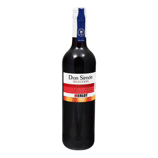 Vino Tinto Don Simon Seleccion Merlot de 750 ml